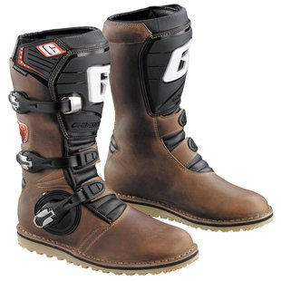 Gaerne Balance Oiled adventure motorcycle dual-sport boot