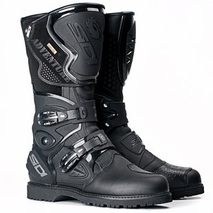 SIDI Adventure Gore-tex dual-sport adventure motorcycle boots