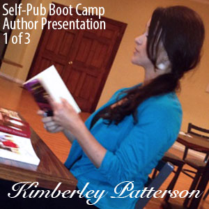 Kimberley Patterson, Author